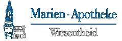 Marienapotheke Wiesentheid Logo